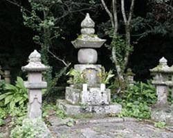 今和泉家墓地