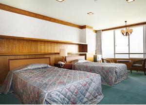指宿フェニックスホテル:洋室(スタンダードツイン)