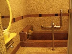 貴賓室2Fバスルーム