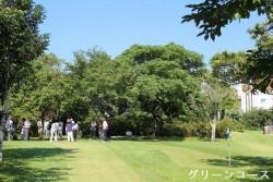グラウンドゴルフ場(グリーンコース)