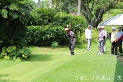 グラウンドゴルフ場(フェニックスコース)